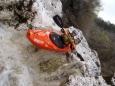 Si è aperta l'arida stagione 2012 della canoa fluviale a Marmore, crocevia di canoisti dal centro, nord e sud Italia.