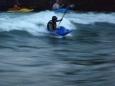 Il mio primo surf nell'onda ! Federica Friz  E' da due anni che conosco l'onda di Turbigo. L'anno scorso avevo provato a buttarmici dentro 2 volte, una con laleggi tutto...