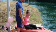 """Ieri 11 giugno ci siamo trovati per far provare il kayak a tutti nel naviglio grazie alla proposta dell'Associazione """"Cuore di Donna"""" ecco alcune foto di ieri [Show slideshow] leggi tutto..."""