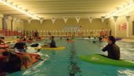 Le serate in piscina continuano al KAYAK TEAM TURBIGOpagaiate eskimi cartweel loop, sono sono alcune della manovre che vengono effettuate ogni Giovedi sera dalle 21.15 nella piscina di Trecate (leggi tutto...