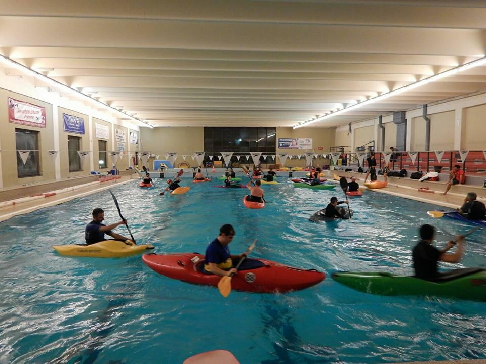 Piscina 2017 for Piscina canoe