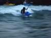 Il mio primo surf nell'onda