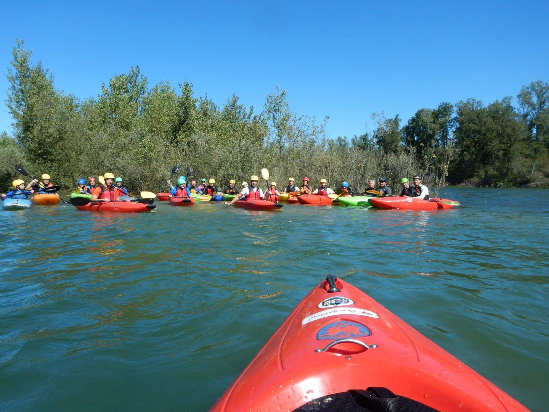 Iscrizioni aperte corso canoa kayak giugno ticino naviglio