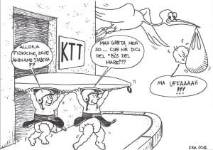 l'angolo del vignettista.. (part. 2 -ktt si evolve -)