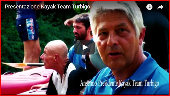 Video Presentazione Kayak team Turbigo