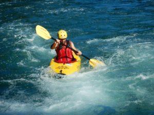 i corsi di canoa GIUGNO LUGLIO 2018